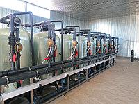 Установка умягчения воды 10 м3/ч Сокол-Ф(И)