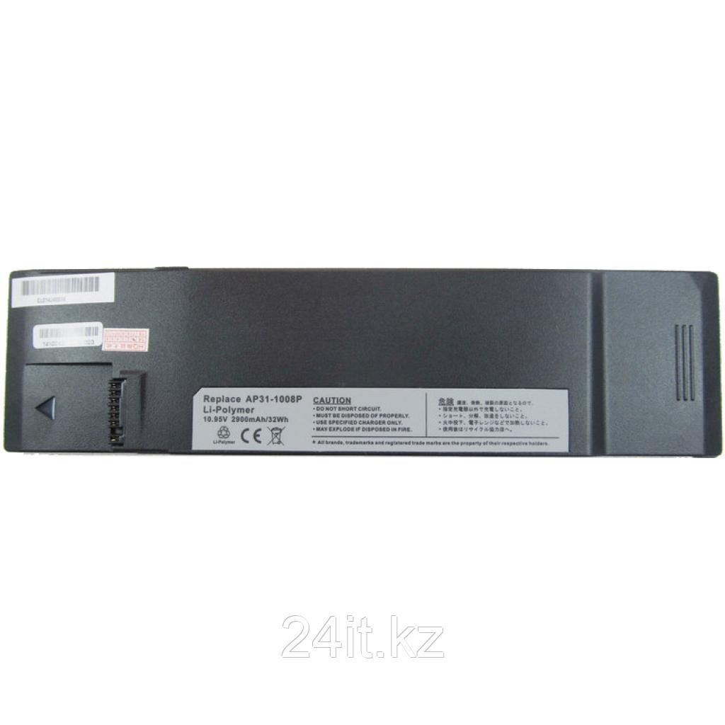 Аккумулятор для ноутбука Asus 1008P/ 10.95 В/ 2900 мАч, черный
