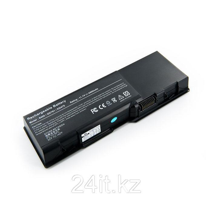 Аккумулятор для ноутбука Dell D6400/ 11,1 В/ 4800 мАч, черный