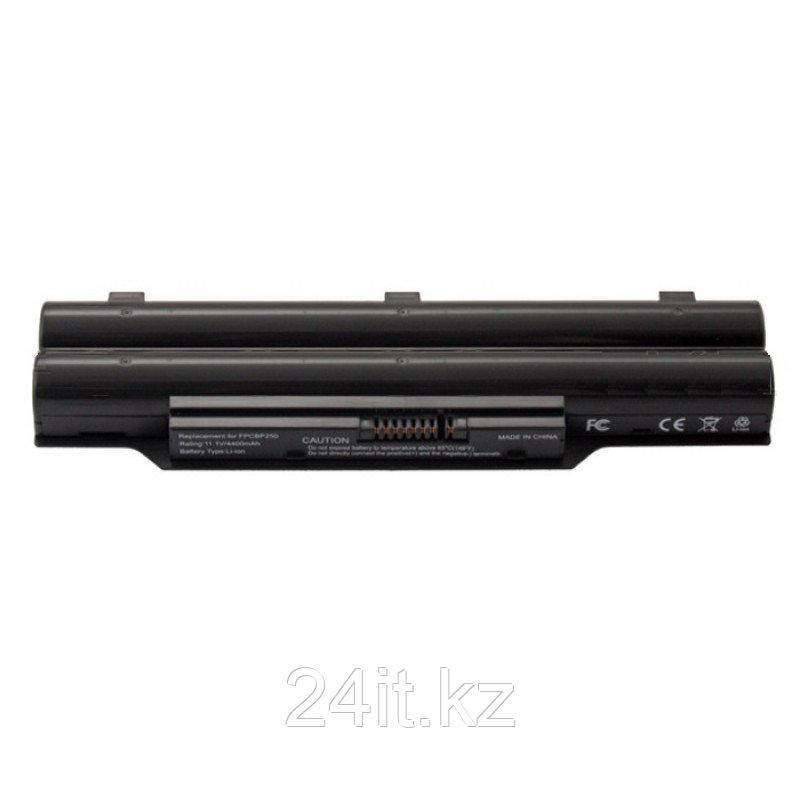 Аккумулятор для ноутбука Fujitsu BP250/ 10,8 В (совместим с 11,1 В)/ 4400 мАч, черный