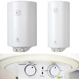 Электрические накопительные водонагреватели Electrolux серии EWH Heatronic DL