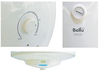 Электрические накопительные водонагреватели Ballu серии Space