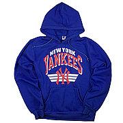 Худи синяя NY