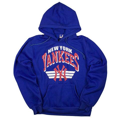 Худи синяя NY, фото 2