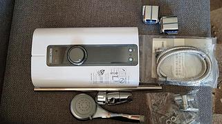 Напорный проточный водонагреватель Stiebel Eltron HDB-E