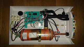 Напорные проточные водонагреватели Stiebel Eltron DHF