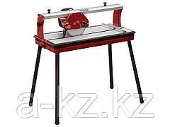 Плиткорез электрический ЗУБР ЗЭП-600С, максимальная глубина 90°-25 мм / 45°-15 мм, стол 500 х 385 мм, 180 х 25.4 х 2.2 мм, 2950 об/мин, 600 Вт