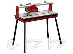 Плиткорез электрический ЗУБР ЗЭП-800С, максимальная глубина 90°-30 мм / 45°-25 мм, стол 785 х 385 мм, 200 х 25.4 х 2.2 мм, 2950 об/мин, 800 Вт