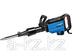 Отбойный молоток электрический ЗУБР ЗМ-50-2000 ВК, бетонолом, HEX-28, 50 Дж