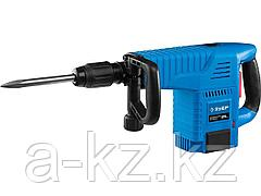 Отбойный молоток электрический ЗУБР ЗМ-1500ЭК, бетонолом, SDS-Max, 25 Дж