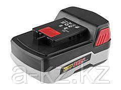 Батарея аккумуляторная для гайковерта ЗГУА-18-Ли К, 18В, ЗУБР