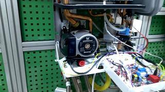 Трехходовые смесительные клапаны серии 3F под электроприводы GRUNER серий 227 (8 Нм) и 363 (20 Нм)
