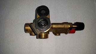 Трехходовые смесительные клапаны серии VRG131 под электроприводы GRUNER серии 225 (5 Нм)
