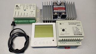 Пятиступенчатые регуляторы скорости SHUFT в корпусе