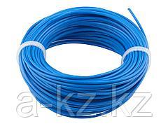 Леска для триммера ЗУБР 70101-2.4-15, круг, диаметр 2,4мм, длина 15м