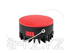 Катушка для триммера с леской ЗУБР 70117-1.6, автомат, для ЗТЭ-550, max диаметр лески 1.6мм, в сборе