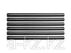 Клеевые стержни STAYER 2-06821-D-S06, MASTER, для клеевых пистолетов, цвет черный по ковролину и коже, 11 х 200 мм, 6 шт.