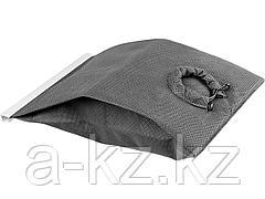 Мешок для хозяйственных пылесосов ЗУБР МТ-15-М1, МАСТЕР, тканевый, многоразовый, 15 л