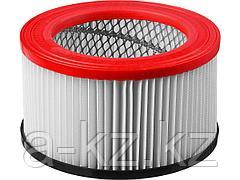 Фильтр для хозяйственных пылесосов ЗУБР ФК-М1, МАСТЕР, каркасный, для пылесосов модификации М1