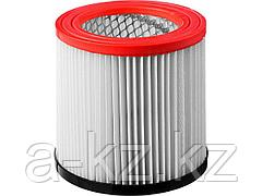 Фильтр для строительных пылесосов ЗУБР ФК-М3, МАСТЕР, каркасный, для модификации М3 и М4