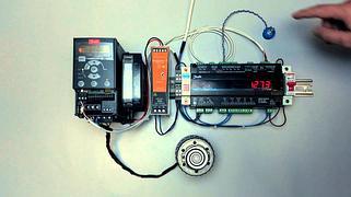 Частотные преобразователи Danfoss серии VLT Micro Drive
