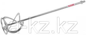 """Насадка ЗУБР """"ЭКСПЕРТ"""" для миксеров ЗМР-1200Э-1, перемешивание снизу-вверх, М14, d 160, L=590 мм"""