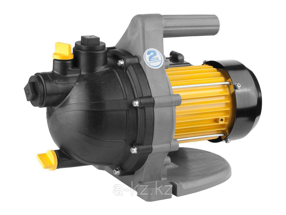 Насос поверхностный GRINDA GGP-60-35, пропускная способность 3000 л/час, высота подачи воды 35 м, 600 Вт