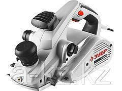 Электрорубанок ЗУБР ЗР-1300-110, станина, глубина 3,5 мм, 16000 об/мин, 110 мм, 1300 Вт