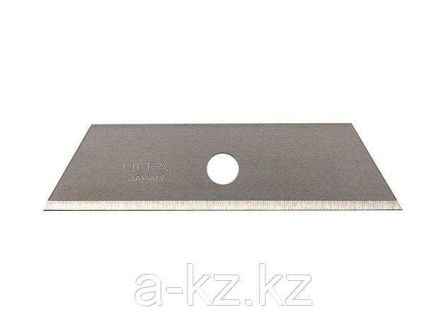 Сменное лезвие трапеция OLFA OL-SKB-2/5B, для OL-SK-4, 17,5 х 72 х 0,6 мм, 5 шт., фото 2