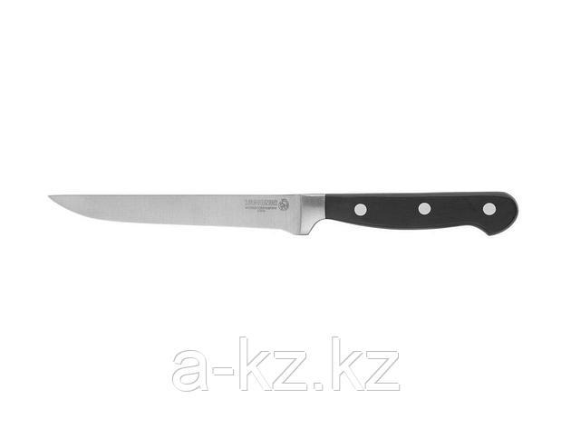 Нож LEGIONER FLAVIA обвалочный, пластиковая рукоятка, лезвие из молибденванадиевой стали, 150мм, 47925, фото 2