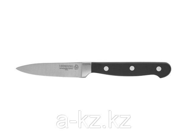 Нож LEGIONER FLAVIA овощной, пластиковая рукоятка, лезвие из молибденванадиевой стали, 90мм, 47928, фото 2