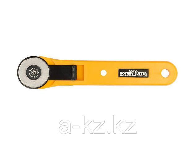 Нож с круглым лезвием OLFA OL-RTY-1/G, 28 мм, фото 2