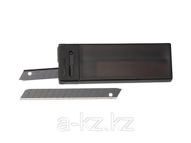 Сменное лезвие сегментированное OLFA OL-ABB-10B, BLACK MAX, 9 х 80 х 0,38 мм, 13 сегментов, 10 шт., фото 2