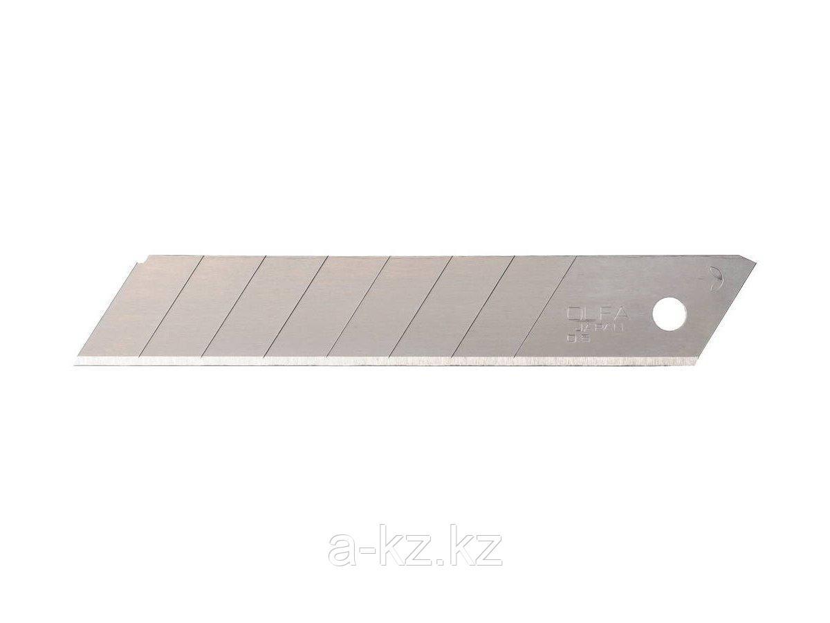 Сменное лезвие сегментированное OLFA OL-LB-10B, 18 х 100 х 0,5 мм, 10 шт.