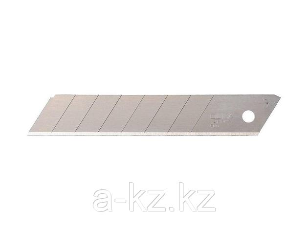 Сменное лезвие сегментированное OLFA OL-LB-10B, 18 х 100 х 0,5 мм, 10 шт., фото 2