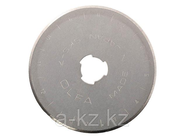 Сменное лезвие круглое OLFA OL-RB45-1, для ножей арт. OL-RTY-2/G, OL-45-C, 45 х 0,3 мм, 1 шт., фото 2