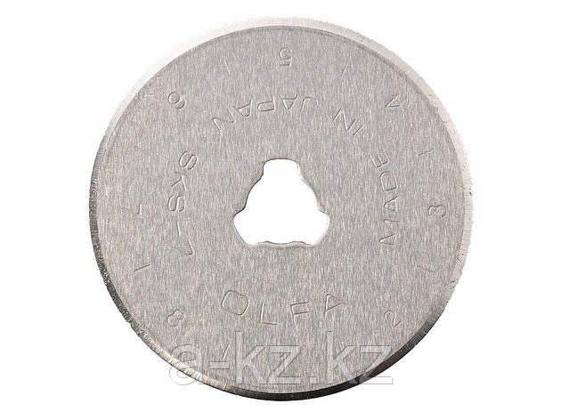 Сменное лезвие круглое OLFA OL-RB28-2, специальное, для ножей арт. OL-RTY-1/G, OL-RTY-1/DX, 28 мм, 2 шт., фото 2
