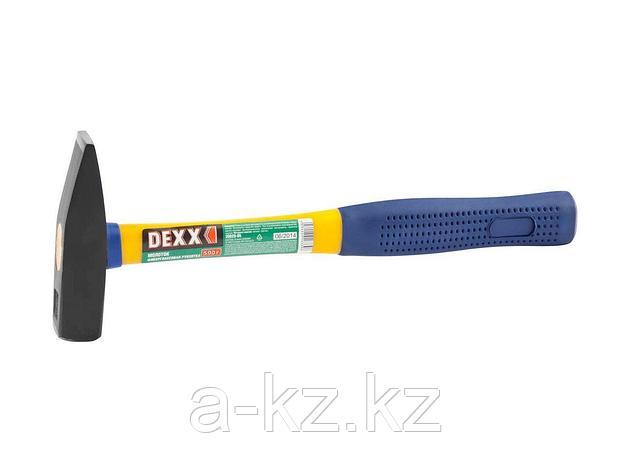 Молоток DEXX 20028-02, фиберглассовая рукоятка, 0,2 кг, фото 2
