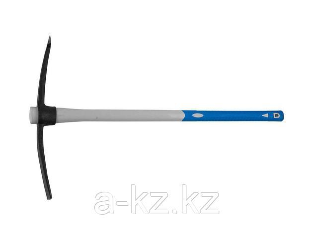 Кирка ЗУБР 20175-20, ЭКСПЕРТ, кованая, с обратной двухкомпонентной фиберглассовой рукояткой, 2 кг, фото 2