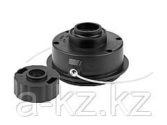Катушка для триммера ЗУБР 70111-1.5, полуавтомат, макс диаметр лески 1,5мм, круг, посадка М6, для ЗТБ-250