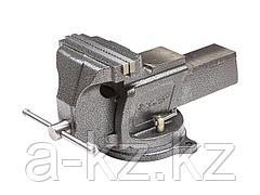 Тиски поворотные слесарные ЗУБР 32703-200, ЭКСПЕРТ, индустриальные, 200 мм