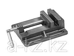 Тиски слесарные ЗУБР 32721, МАСТЕР, станочные, 100 мм