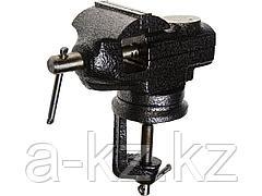 Тиски поворотные слесарные STAYER 3252, PROF, 60 мм
