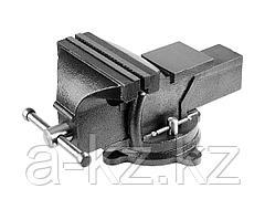 Тиски поворотные слесарные STAYER 3254-200, STANDARD, 200 мм, 17,5 кг