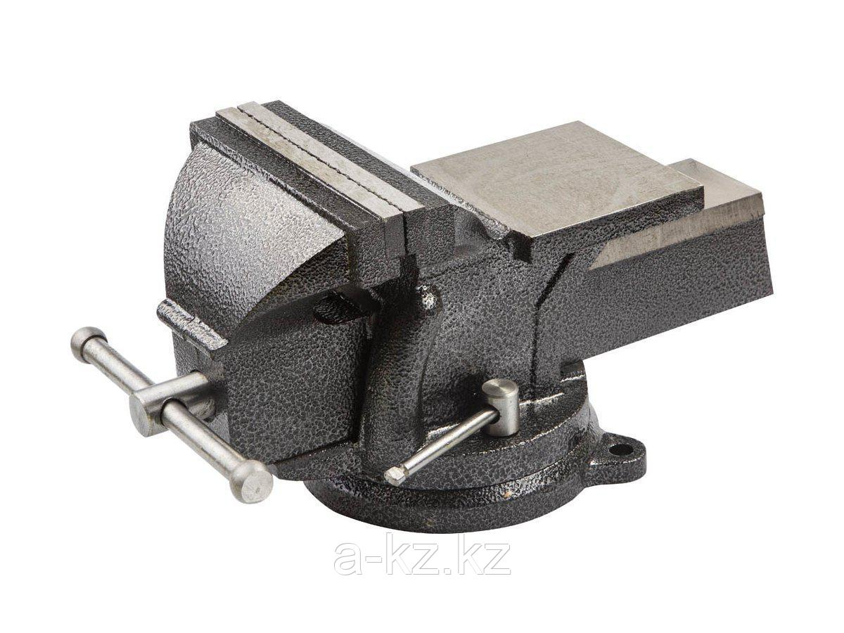 Тиски поворотные слесарные STAYER 3254-150, STANDARD, 150 мм, 12,5 кг