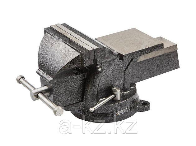 Тиски поворотные слесарные STAYER 3254-150, STANDARD, 150 мм, 12,5 кг, фото 2