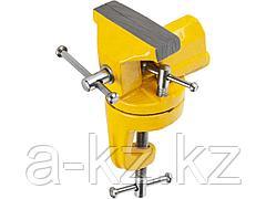 Тиски поворотные слесарные STAYER 3247-70_z01, STANDARD, настольные, 70 мм
