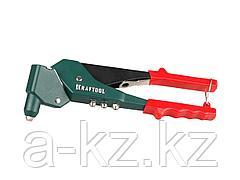 Заклепочник ручной KRAFTOOL 31176, EXPERT поворотный, 0-360 градусов, 2,4-4,8мм