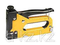 Степлер мебельный строительный STAYER 31501, STANDARD, тип 53, 4 - 14мм
