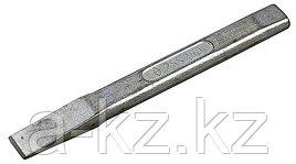 Зубило ЗУБР оцинкованное, Тип 1, 16х160мм, 175г